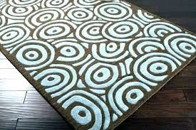 blue and brown area rugs brown area rugs target aqua and brown rug large size of