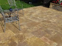 patio pavers patterns. Patios. Antique Gold Travertine French Pattern Patio Pavers Patterns T