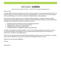 Sample Cover Letter For Entry Level Finance Job Mediafoxstudio Com