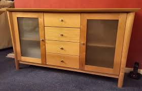 solid wood sideboard now reduced