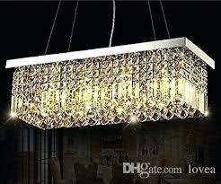 lamp making parts clear teardrop crystal chandelier parts high crystal for chandelier making modern handmade square