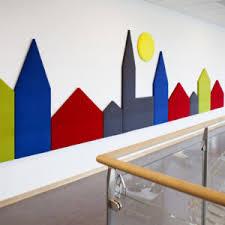 decorative acoustic panels. Town Line Decorative Acoustic Panels T