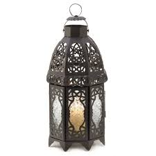 Amazon Com Gifts Decor Lattice Lantern Candle Holder Home