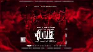 ANUEL AA - Me Contagie (Remix) Ft ...