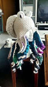 Crochet Octopus Hat Pattern Inspiration Crochet Octopus Hat Hats Pinte
