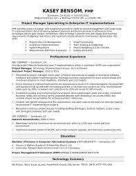 Projects On Resume Templates Shocking Example Section Academic