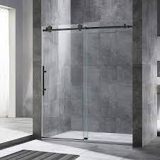 frameless vs framed shower doors how