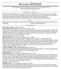 Sales Executive Sample Resume Retail Sales Executive Resume Sample Executive Resumes Livecareer