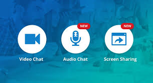 Screen Sharing With Audio New Audio Chat And Screen Sharing For Better Remote Meetings
