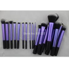 sedona amazing 20 pieces soft hair dense purple makeup brush plete set professional high quality cosmetics brush for gift aliexpress mobile