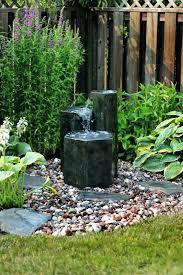 rock garden fountains best rock fountain ideas on garden fountains large outdoor rock fountains