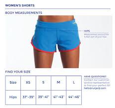 short size womens shorts size chart janji