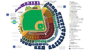 Marlins Stadium Seating Chart Marlins Park Seating Map Miami Marlins