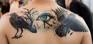 Tetování Anděl Strážný