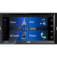 jvc car stereo jvc kw v330bt 6 8