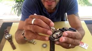 Changing A Fossil Watch Battery