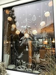 3d Papiersterne In Verschiedenen Größen Am Fenster Avec