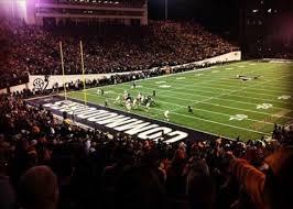 Vanderbilt University Football Stadium Seating Chart Photos At Vanderbilt Stadium