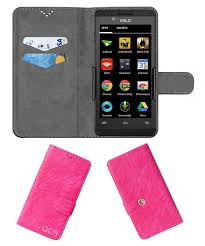 Xolo A700s Flip Cover by ACM - Pink ...