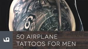 тату самолет фото татуировок у девушек и мужчин