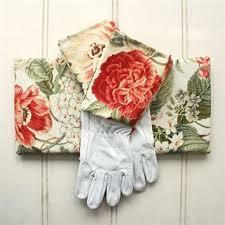 kneeling pad gardening gloves leather