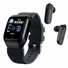 <b>S300</b> Smart Watch Men <b>Earbuds</b> With <b>Earphones</b> Music Sports for ...