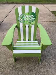 bud light lime adirondack chair collectibles in st louis mo offerup