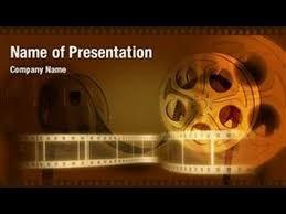 Movie Powerpoint Template Movie Strip Powerpoint Video Template Backgrounds Digitalofficepro 01046v
