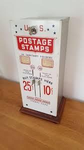 Usps Vending Machine New US Mail USPS Postage Stamp Vending Machine Catawiki