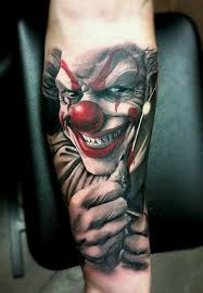 Qualified Payaso Tattoos Payaso Tattoos Jester Clown Tattoo Clown