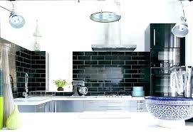 black and white kitchen backsplash black and white tile kitchen black white subway tile kitchens with