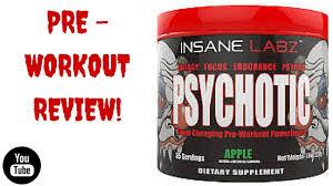insane labz psychotic pre workout review vinny vqez you