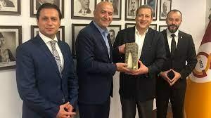Galatasaray'dan Mehir Vakfı açıklaması - Global Bursa