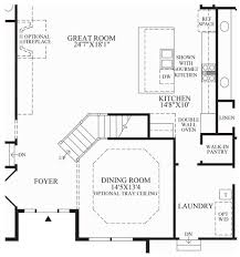 Floor Plans With Stairs With Design Hd Images .