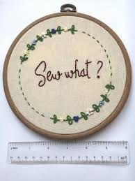 Sew What Embroidery And Designs