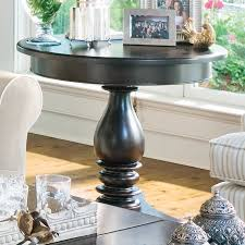 large round end tables