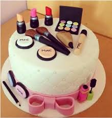 Special Birthday Cakes For All Make Up Lovers Steemit