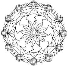 Free Coloring Pages Mandala Best Free Coloring Pages Fox Mandala