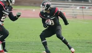 Bryce Peila Football Western Oregon University Athletics