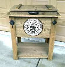 outdoor bar cart with cooler patio ice chest on wheels ice chest cart brilliant outdoor bar outdoor bar cart with cooler