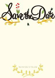 Ruffled Save The Date Download Eco Beautiful Weddings