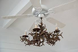 white ceiling fan with chandelier. image of: stunning white ceiling fan with light chandelier c