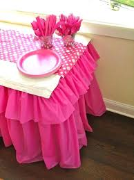 disposable table cloths disposable table cloth ruffled table skirt out of plastic table cloth disposable disposable table cloths