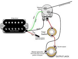 where to buy a killswitch for guitar harmony central what i m say is it should go here used a random simple schematic as an example interrupting the hot signal and cutting it out when you hit the button