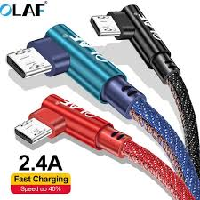 <b>Olaf Micro USB</b> Cable Fast Charge <b>Data</b> Cable For Samsung Xiaomi ...