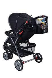 Amazon.com : SnuggBugg Premium Universal Adjustable Stroller ...
