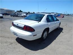 Chevrolet Lumina Sedan In California For Sale ▷ Used Cars On ...