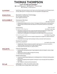Good Resume Fonts New Best Resume Font And Size