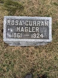 Rosa Curran Hagler (1861-1924) - Find A Grave Memorial