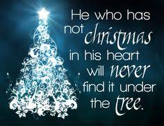 quotes about hope and christmas